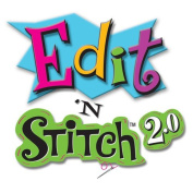 Edit 'N Stitch Version 2 By Amazing Designs- Machine Embroidery Software