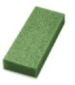 Full case of Styrofoam Green Sheets. 2.5cm or 5.1cm or 10cm thickness