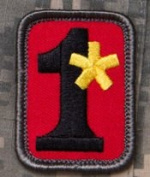 1* (1 Ass to Risk) Morale Patch