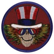 Grateful Dead - Uncle Sam Patch