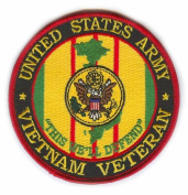 US Army Vietnam Veteran 10cm Patch