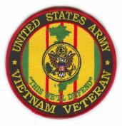 US Army Vietnam Veteran 10cm Patch