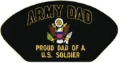 US Army Dad Patch (Large)