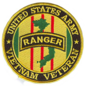 US Army Ranger Vietnam Veteran 10cm Patch