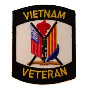 US Marines Vietnam Veteran 7.6cm Embroidered Patch