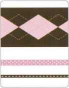 Heidi Swapp Decorative Tapes - Argyle