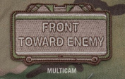 Mil-Spec Monkey Front Toward Enemy Morale Patch-Multicam