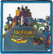 Application Beatles Yellow Sub Album Cover Patch