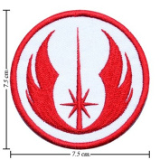 Star Wars Patch Jedi Logo Embroidered Iron on Patches From Thailand