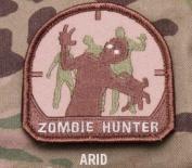Mil-Spec Monkey Zombie Hunter Patch-Arid