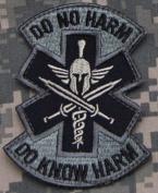 Do No Harm (Spartan) Morale Patch
