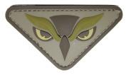 Owl Head PVC Patch