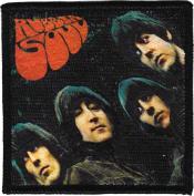 Application Beatles Rubber Soul Album Cover Patch