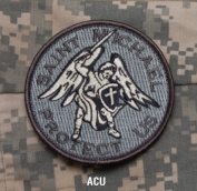 Mil-Spec Monkey St Michael Patch - ACU