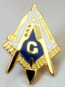 Working Tools Past Master Masonic Freemason Hat Jacket Vest Lapel Pin