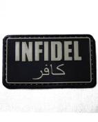 Infidel PVC Morale Patch