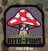 KITC FOHS colour PATCH
