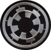 STAR WARS IMPERIAL TARGET Patch Iron on Sew Applique Embroidered patches