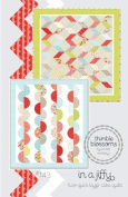 In a Jiffy Two Quick Layer Cake Quilts Pattern By Thimble Blossoms