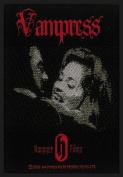 Hammer Horror Vampress Vampire Woven Patch