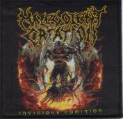 Malevolent Creation-Invidious Dominion-Woven Patch
