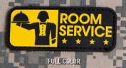 Mil-Spec Monkey Room Service Patch-Full Colour