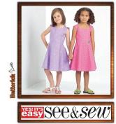 See & Sew B4956 A (2-3-4-5)