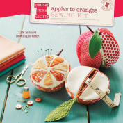 Straight Stitch Society Oliver + S Patterns-Apples To Oranges Sewing Kit