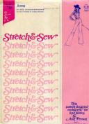 Stretch & Sew Pattern 710 ~ Ladies' Jeans ~ Hip 30-46