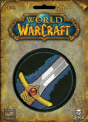 World of Warcraft WARRIOR CLASS 7.6cm Embroidered PATCH