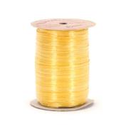 Berwick Wraphia Pearlized Rayon Craft Ribbon, 100-Yard Spool, Daffodil