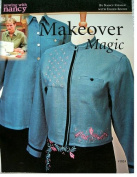 MAKEOVER MAGIC SEWING BOOKLET FROM SEWING WITH NANCY #1824