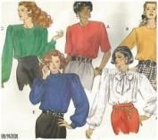 Butterick CLASSICS Pattern #5061 SIZE