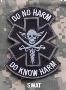 Do No Harm - Pirate Patch
