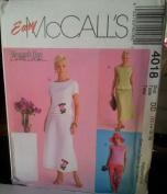 Mccall Pattern 4018 Sizes 12-14-16-18