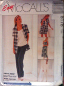 Mccall's Easy Sewing Pattern 8178 Sizes 14-16-18