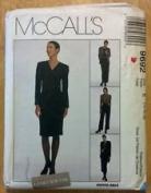 McCall's Pattern #9692 SIZE