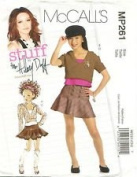 McCall's Pattern #MP261 SIZE