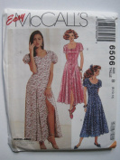 McCall's Pattern 6506 Misses' Dresses Sizes 8-10-12