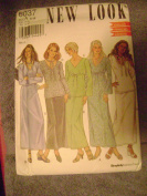 NEW LOOK Pattern #6037 SIZE