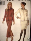 NEW LOOK Pattern #6680 SIZE