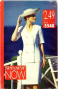 See & Sew 5548 Sewing Pattern Misses Top and Skirt Size 6 - 14 - Bust 30 1/2 - 36