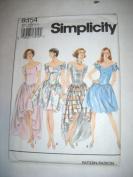Simplicity Pattern #8354 SIZE