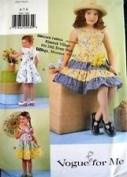 Vogue Pattern #7068 SIZE