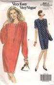 Vogue Pattern #8412 SIZE