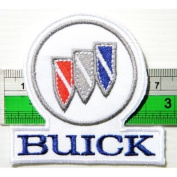 Buick Convertible Skylark patch T-shirt Embroidered Iron On Patch Great gift For men and woman by KLB TRADE Badge Logo Sign