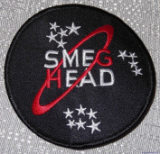 Red Dwarf SMEG HEAD 8.9cm Embroidered PATCH