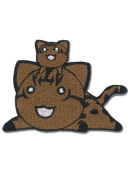 Azumanga Daioh Wild Kitty Patch