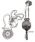 Reticule (Handbag) Pattern