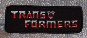 TRANSFORMERS Name Logo Embroidered PATCH